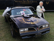 This 1977 Pontiac Firebird Trans Am was used to promote the films starring Burt Reynolds and is up for auction at Barrett-Jackson on Jan. 30, 2016.