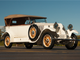 This 1920s luxury car cost more than a Rolls-Royce at the time and runs on a six-cylinder, 140-horsepower motor. It's up for auction at Barrett-Jackson on Jan. 30, 2016.