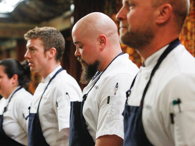 """TOP CHEF -- """"Back Where It All Started"""" Episode 1313"""