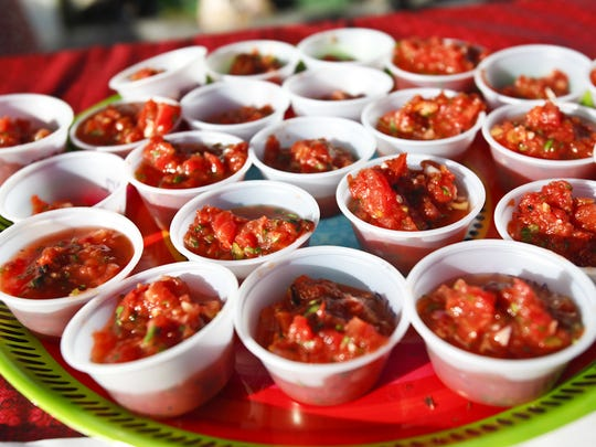 The Maricopa Salsa Festival includes samples, live entertainment and a Little Pepper Zone for kids.