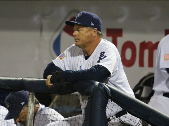Former Blue Wahoos manager Pat Kelly will coach Chattanooga in a home series against Pensacola this week.