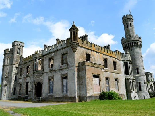Duckett's Grove is among the landmarks seen by UWF students taking part in the Irish Experience.