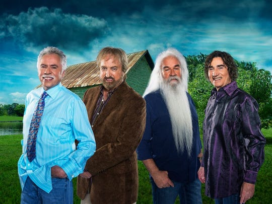 The Oak Ridge Boys.