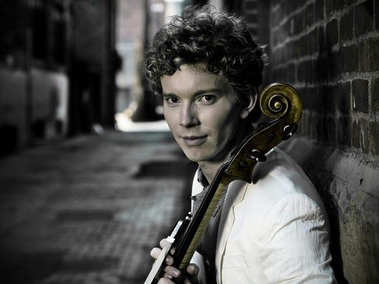 Joshua Roman, cellist