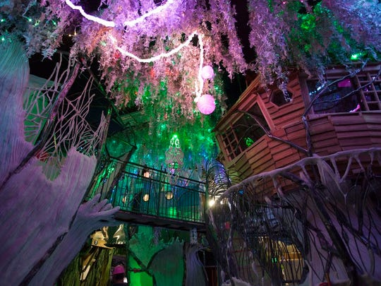 Meow Wolf's House of Eternal Return in Santa Fe offers