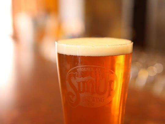 SunUp Brewing Co. is featuring this Oktoberfest beer,
