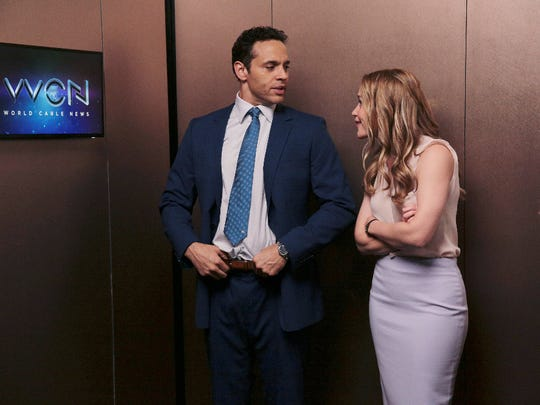 ABC's 'Notorious' is the subject of negative chatter