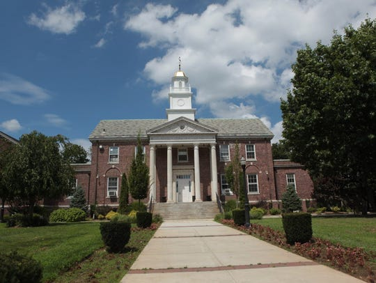 File photo of Teaneck Municipal Building.