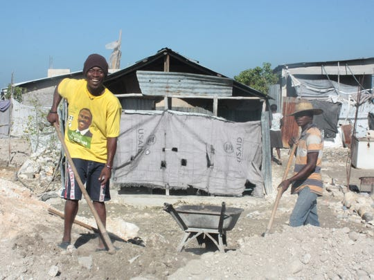 Located on the outskirts of Port-au-Prince, Haiti,