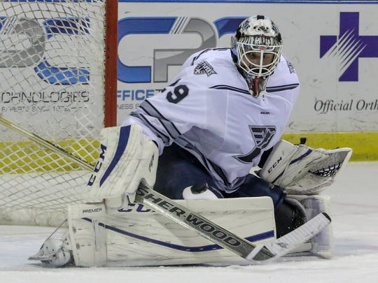 Former Pensacola Ice Flyers goalie John McLean has returned to Pensacola to join the Ice Flyers coaching staff.