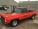 "This 1980 GMC C1500 ""Indy Hauler"" short-bed truck,"