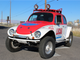 This 1971 Volkswagen Baja Beetle, which raced off road