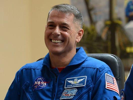 KAZAKHSTAN-RUSSIA-US-SPACE-ISS-PRESSER