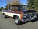 This 1980 Chevrolet C-10 pickup is scheduled for auction