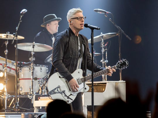 Matt Maher and Zach Williams will perform Thursday.