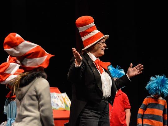 """""""Seussology,"""" part of the Dr. Seuss Family Festival"""