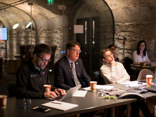 Pearse Lyons Accelerator