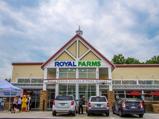 Royal Farms, a Maryland-based convenience store chain, has agreed to buy the former municipal complex in Voorhees.