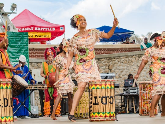 FAMU presents this year's Harambee Festival from 11 a.m. to 6 p.m. Saturday at Cascades Park