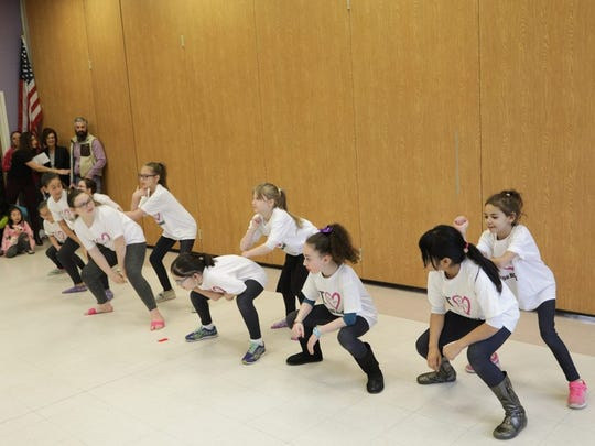 Children from the Be.You.Dance Center in Highland Park.