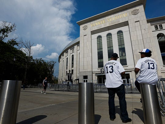 Yankee Stadium is a home-run ball lover's heaven.