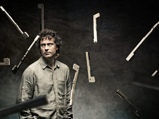 British pianist Paul Lewis returns Friday for a performance at Middlebury College.