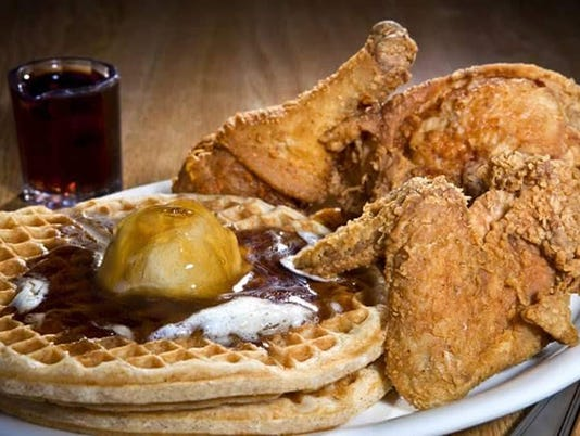 Rags Real Chicken & Waffles