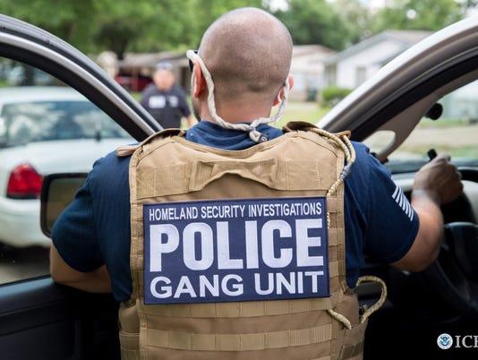 Gang operation