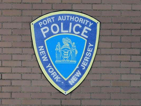 Webkey Port Authority logo on building