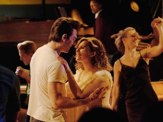 Colt Prattes and Abigail Breslin hit the dance floor
