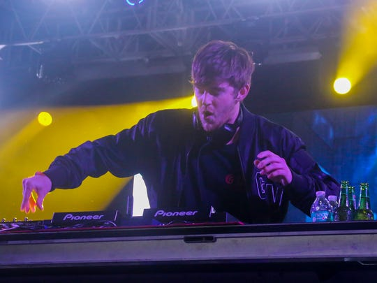 NGHTMRE will perform live in concert Sunday at Vinyl Music Hall.