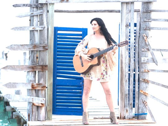 Stephanie Urbina Jones will be in concert July 13 at The Forum as part of the Sounds of Speedway music series.