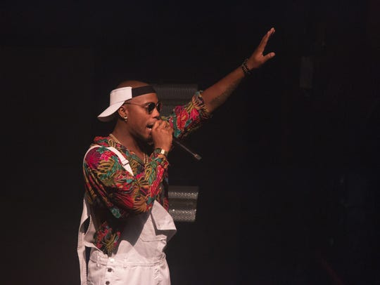 Rapper-songwriter B.o.B will perform next month at the Students Events Center on the IU East campus in Richmond.