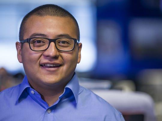 Ricardo Cano of the Arizona Republic.