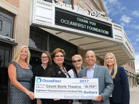 An $18,000 grant from the OceanFirst Foundation supports the opera camp, Count Basie's first opera offering.
