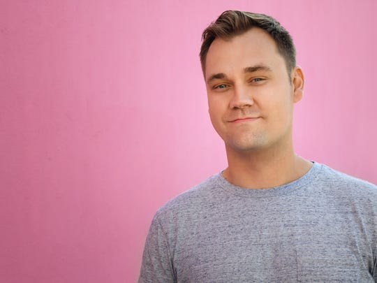 """Andrew Sleighter (Nuvo TV's """"Stand Up & Deliver,"""" """"Last Comic Standing"""") will deliver his stand up comedy 7 and 9 p.m. Saturday, Aug. 20, at Northern Lights Theatre Pub. $10."""