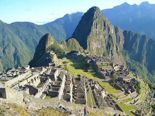 Explore the city of the ancient Incas during Travel