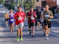 Semper Fi 5K races through downtown Pensacola