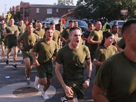 Semper Fi 5K takes place Saturday morning in downtown Pensacola