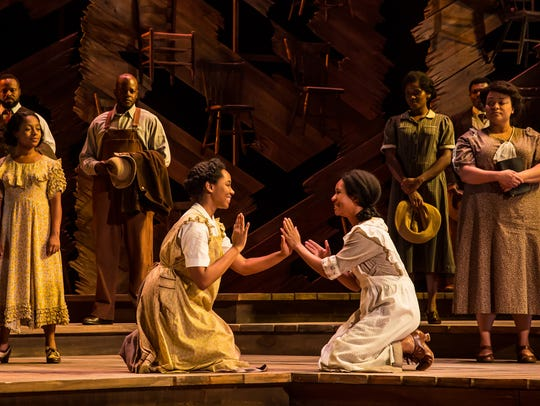 """The Color Purple"" is coming to the Des Moines Civic"