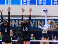 UWF volleyball claims back-to-back GSC championships