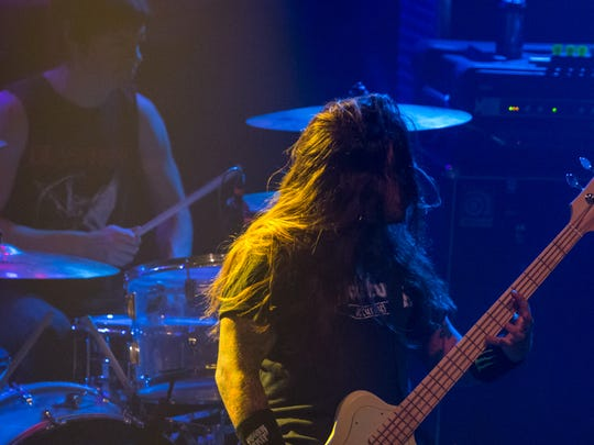 Power Trip will perform live in concert at Vinyl Music Hall on Monday.