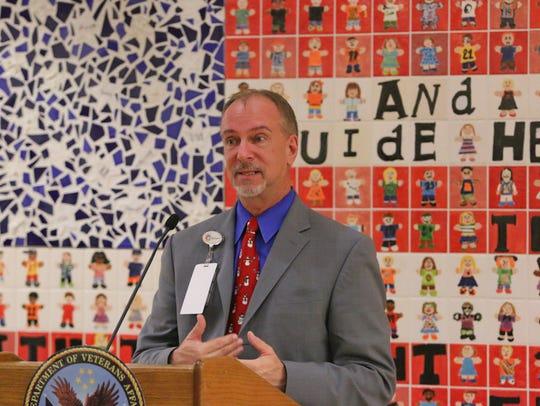 Dr. Christopher Saslo, Gulf Coast Veterans Health Care