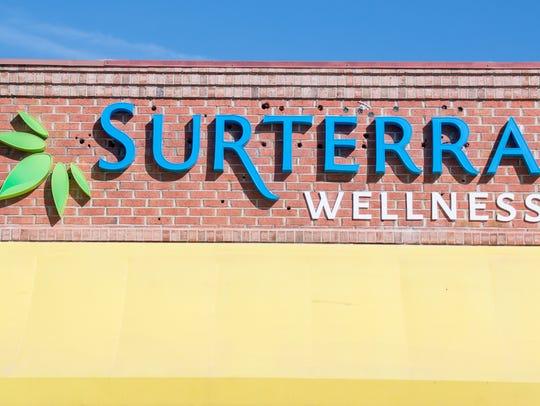 Surterra Wellness at 5046 Bayou Blvd. in Pensacola