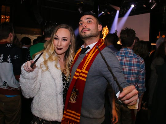 The fifth annual Harry Potter Yule Ball summons its magic Friday night at Vinyl Music Hall.