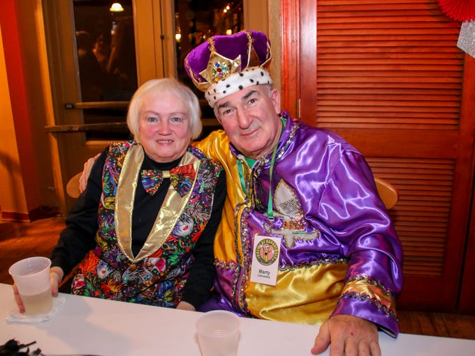 The Krewe of Bananimals celebrates its 25th anniversary
