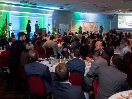 The 64th annual Pensacola Sports Awards Banquet at