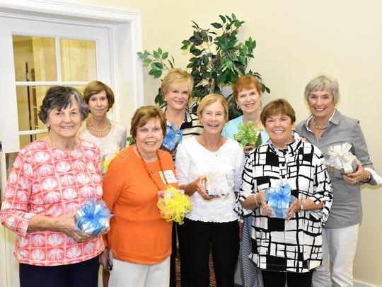 Some of the winners were, Susan Kelly Elizabeth Gallgher,