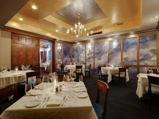 The Cloud Room at Stage Left Steak.
