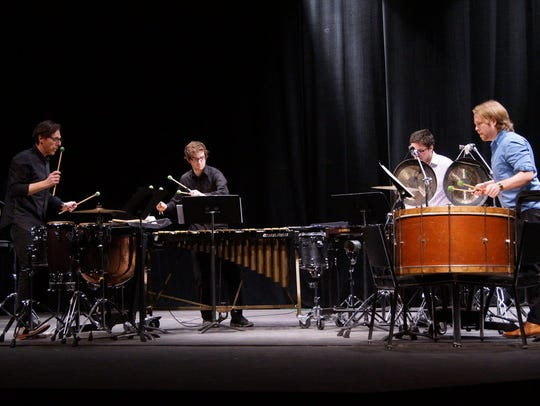 NW Percussion Festival: Performances by 14 ensembles